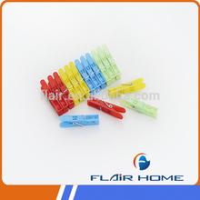 cheap colorful novel homeware European standard peg manufacturer plastic clothes peg