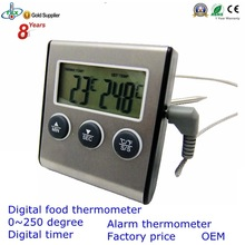Beef chicken lamb pork roast Oven Thermometer with Probe