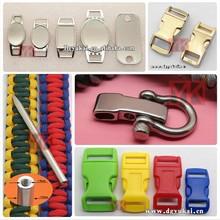 Hot Sale Paracord Bracelet Accessories For DIY Bracelet, Paracord Accessories