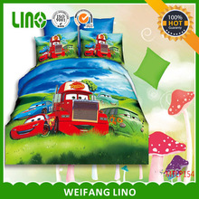 china export clothes/ cheap comforter sets prices/children car bed modern bedroom set