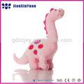 أفخم الناعمة المحشوة الساخنة القطار لعب ديناصور