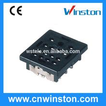 Relay socket PY-14,electrical relay socket,power relay socket