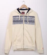 HFR-T279 latest fashion wark Men's color matching cardigan brazil men sweater 2014 stylish hoodie