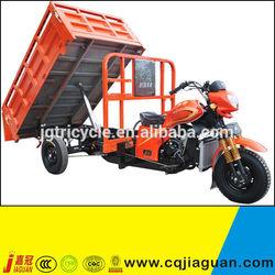 Enclosed 3 Wheel Motorcycle