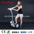 Novos produtos airwheel s3 auto- equilíbrio elétrico permanente de scooter