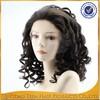 Fashion style Unprocesse 100% Brazilian human hair Cheap black hair full lace wig