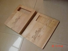 Rubber Wood Cutting Board with