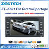 ZESTECH Auto dvd gps for Kia Rondo (2006-2011) car radio dvd car stereo auto parts multi-languages navigation