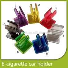 China New ecig accessory ego car stander. car holder