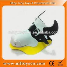 Funny cow foam hat