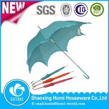2015 Homi Super Light Outdoor Parasol Umbrella frocks for Lady