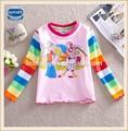 ( F3108 ) 18M-6Y Nova desgaste de los niños camisetas otoño Popeye el marino camisetas