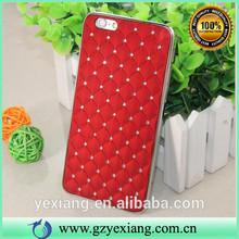 For iPhone 6 Plus Case, Full Diamond Plastic Case For iPhone 6S