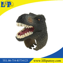 Tyrannosaurus Finger Ring Toy T REX for Kids
