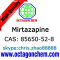 De alta pureza( 99% impureza individual< 0.1%) mirtazapina 85650-52-8