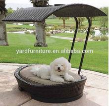 Aluminium rattan Pet furniture Dog Cage