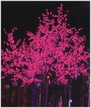 Led Cherry Blossom tree light /Garden decorative light tree/christmas cherry tree light