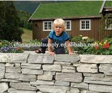 Interior and exterior decorative stones wall tile/decorative natural culture stones wall covering