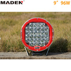 "9"" 96W CREE LED Work Light 96w LED HeadLight LED Auto Tuning Light MD-9960"