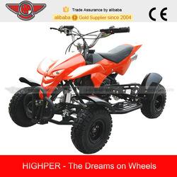 Gas-powered 4 wheels Mini Dirt Bike for kids (ATV-1)