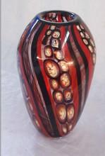 popular product handmande glass christmas vase