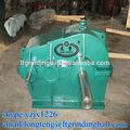 caja de cambios de un solo reductor de engranajes de reducción para el molino