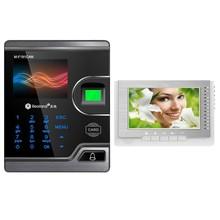 2014 New Design M-F181 Fingerprint & Card door access control with video intercom