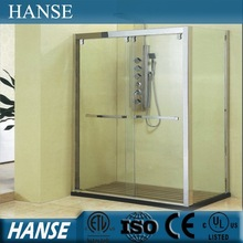 HS-SR868 2 person size rectangular tray russian shower room