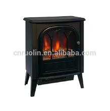 hot sale cheap freestanding fake flame electric fireplace freestanding, 220v electric fireplace