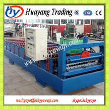 850 corrugated roof sheet roll forming machinery and other style roofing panel machinery