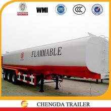 45000L oil fuel tank semi trailer for sale