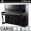 لوحة مفاتيح البيانو الميكروفونتدريس c23-w رخيصة للبيع