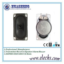 China hot selling high quality outside magnetic square shape speaker for lcd tv