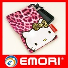 Top quality custom pocket washable colorful microfiber jewelry pouch bag