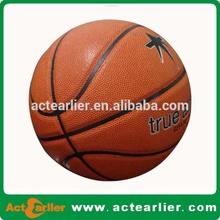 wearproof cheap shiny custom basketball