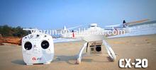 CX-20C 4CH GPS smart quadcopter with camera compare phantom 2 vision