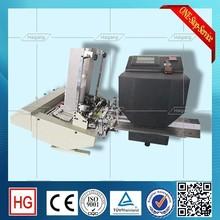 CE standard automatic label hologram machine