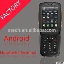 Best handheld pda machine with GPRS/wifi/bluetooth/rfid/nfc reader