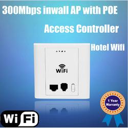 Wifi Wireless POE IN Wall AP for Hotel