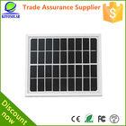 High efficiency 3 watt micro USB Mono crystal silicon solar module