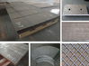 High hardness wear resistant hard alloy liner plate