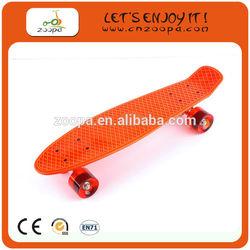 Sole Skateboard Mini Penny Skateboard Complete 22inch Blue Yellow Purple Mini Longboard Complete