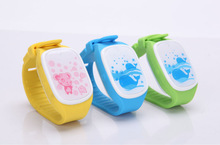 High quality Wrist watch gps tracking device for kids/Position monitoring kids gps watch/Sos calling child watch