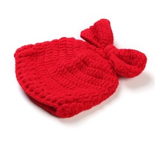 Brand New Red Color Crochet Hats baby hat crochet pattern