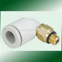 SMC Type High Quality Pneumatic Mini Hose Push-In Fittings KJL03-M3