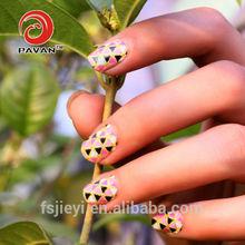 cheap wholesale nail polish , fashion nail sticker nail foil