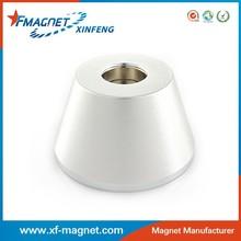 Permenent neodymium magnet components