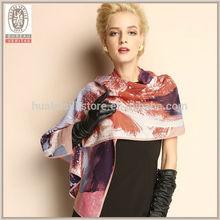 HOT High Fashion % 100 Wool Pashmina Plain Shawl