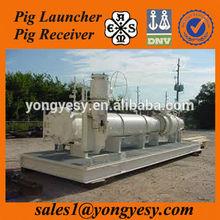 international standard pig launcher and receiver