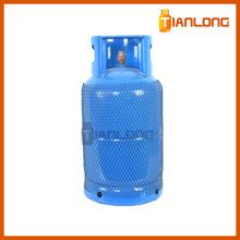 Lpg Gas Cylinder 12kg Hydraulic Tank / Lpg Toroidal Tank